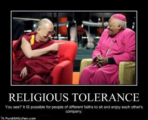 religious toleration Religious tolerance research papers explain the attitude of religious tolerance in america and discuss factors that can impact religious tolerance in one's society.